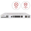 FORTINET FortiGate Secure SD-WAN FG-200E + FortiCare 24x7 & FortiGuard UTM - 3 ans