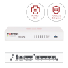 FORTINET FortiGate Secure SD-WAN FG-50E + FortiCare 24x7 & FortiGuard Entreprise - 1 an