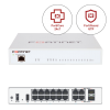 FORTINET FortiGate Secure SD-WAN FG-80E + FortiCare 24x7 & FortiGuard UTM - 1 an
