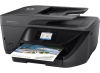 Imprimante HP Officejet PRO 6970 - Multifonction jet d'encre A4, USB, Ethernet, Wifi, Fax,