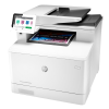 Imprimante HP Color LaserJet Pro M479FDN - Multifonction laser couleur A4, USB, Ethernet, Fax