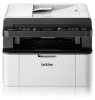 Imprimante BROTHER MFC-1910W - Multifonction laser monochrome A4, USB, Fax, Wifi