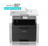 Imprimante BROTHER MFC-9140CDN, MULTI. - Laser couleur A4, USB, Ethernet, Fax
