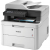 Imprimante BROTHER MFC-L3730CDN - Multifonction laser couleur A4, USB, Ethernet, Fax