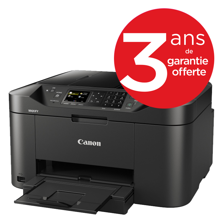 imprimante canon maxify mb2150 multifonction jet d 39 encre a4 usb wifi fax sur. Black Bedroom Furniture Sets. Home Design Ideas