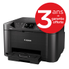 Imprimante CANON Maxify MB5150 - Multifonction jet d'encre A4, USB, Wifi, Ethernet, Fax