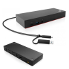 LENOVO Hybrid Dock- Replicateur de port USB Type C / USB Type A, 135 W