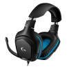 LOGITECH HEADSET G432 - casque gaming avec microphone, son sourround 7.1