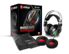 MSI IMMERSE GH70 GAMING HEADSET - casque avec microphone, son surround 7.1