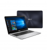 PC Portable ASUS VivoBook X556UQ-DM1027T - Intel i5-7200U, 6 Go, SSD 128 Go, HDD 500 Go, GT940MX, 15.6'', Windows 10, noir, Sans lecteur