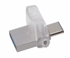 Clé USB KINGSTON DataTraveler MicroDuo USB 3.1 Type A/C - 128 Go