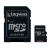 Carte mémoire KINGSTON MICRO SDXC - 64 Go, classe 10, adaptateur SD fourni