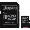 Carte mémoire KINGSTON Canvas Select microSDXC - 128 Go, classe 10, adaptateur SD fourni