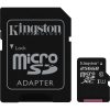 Carte mémoire KINGSTON Canvas Select microSDXC - 256 Go, classe 10, adaptateur SD fourni
