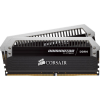 Mémoire CORSAIR DOMINATOR PLATINUM DIMM DDR4 - Kit 2 x 4 Go, 3000 MHz, CL15, 1.2V