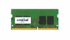 Mémoire CRUCIAL SO-DIMM DDR4 - 8 Go, 2400 MHz, CL17, 1.2V