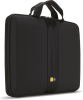 CASE LOGIC QNS-113-BLACK - Sacoche rigide pour ordinateur portable 13.3'', noir