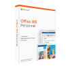 Microsoft Office 365 Personnel - sans support, 1 utilisateur, 1 an, version boîte
