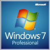 MICROSOFT Windows 7 Professionnel 64 bits, Service Pack 1, OEM