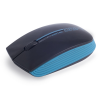 Souris ADVANCE WIRELESS DRIFT MOUSE - sans fil RF, USB, noir/bleu