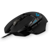 Souris gaming LOGITECH Gaming Mouse G502 Hero - 16000 dpi, poid réglable