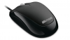 Souris MICROSOFT COMPACT OPTICAL MOUSE 500 FOR BUSINESS - USB 2.0, noir