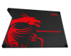 MSI THUNDERSTORM ALUMINIUM GAMING MOUSEPAD - Tapis de souris 320 x 225 x 2 mm