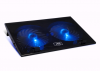 ADVANCE VE-NB79 - Support ventilé PC Portable 19.4'', 2 x 150 mm, noir
