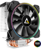 ANTEC A400 RGB - Radiateur ventilateur Socket 775 / 1150 / 1151 / 1155 / 1156 / 1366 / 2011 / 2066 / FM2 / FM1 / AM3+ / AM3 / AM2 + / AM2 / AM4, ventilateur 1 x 120 mm PWM