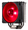 COOLER MASTER Hyper 212 RGB Black Edition - Radiateur ventilateur Socket 2066 / 2011 / 2001-v3 / 1151 / 1150 / 1155 / 1156 / 1366 / AM4 / AM3+ / AM3 / AM2+ / AM2 / FM2+ / FM2 / FM1, ventilateur 1 x 120 mm PWM, alu