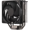 COOLER MASTER Hyper 212 Black Edition - Radiateur ventilateur Socket 2066 / 2011 / 2001-v3 / 1151 / 1150 / 1155 / 1156 / 1366 / AM4 / AM3+ / AM3 / AM2+ / AM2 / FM2+ / FM2 / FM1, ventilateur 1 x 120 mm PWM, alu
