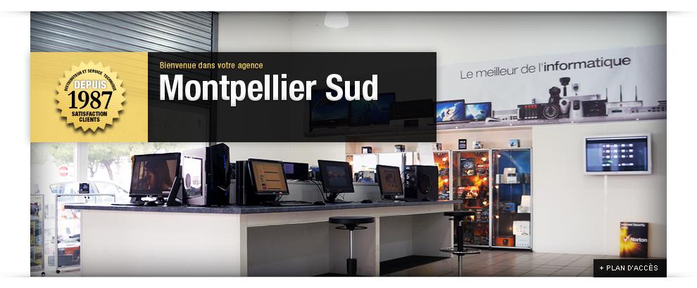 SAB MONTPELLIER SUD Vente Et Depannage Des Ordinateurs Composants